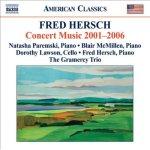 Fred Hersch: Concert Music 2001-2006