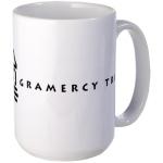 Gramercy Trio ceramic mug